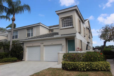 Lake Worth Rental For Rent: 10256 Andover Coach Circle #H2