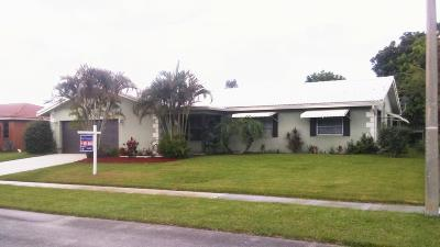 Single Family Home Sold: 3465 NW 25th Way