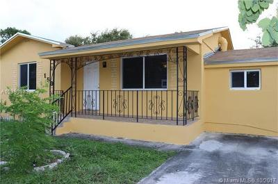 Miami Single Family Home For Sale: 150 NW 40th Street