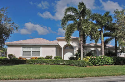 Port Saint Lucie Single Family Home For Sale: 1531 SE Ballantrae Court
