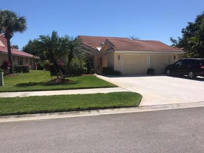 Palm City Single Family Home For Sale: 1490 SW Greens Pointe Way