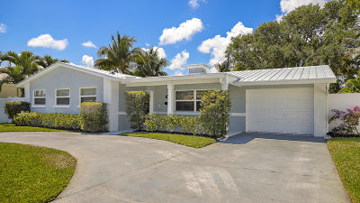 Delray Beach Single Family Home For Sale: 1012 NE 2nd Avenue