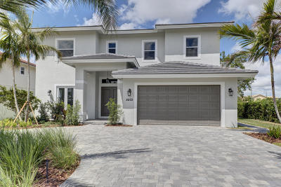 Single Family Home For Sale: 8203 SW 51 Street