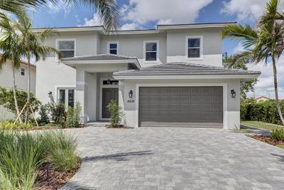Davie Single Family Home Contingent: 8203 SW 51 Street