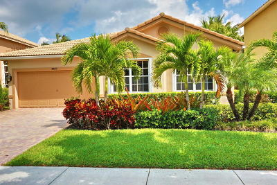 Delray Beach Single Family Home For Sale: 4803 Modern Drive
