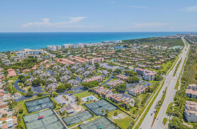Jupiter Single Family Home For Sale: 1605 S Us Highway 1 #16a