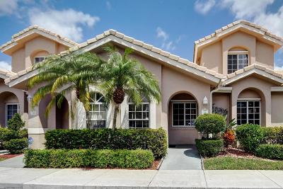 Margate Townhouse For Sale: 3171 Holiday Springs Bl #29