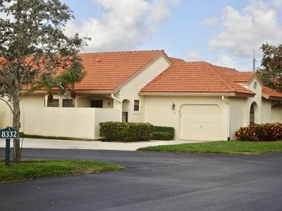 Boynton Beach Condo For Sale: 8332 Waterline Drive #106