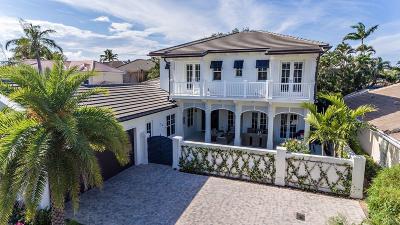 Jupiter Single Family Home For Sale: 16773 Port Royal Circle