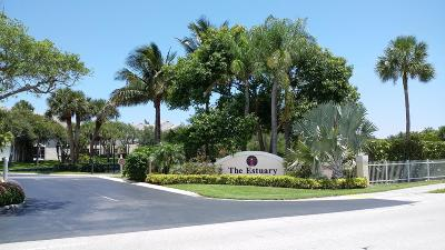 Jupiter Townhouse For Sale: 2703 Fairway Drive #2703