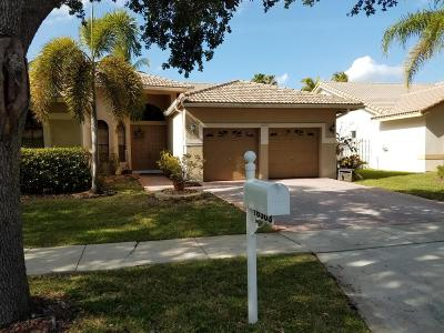 Pembroke Pines Single Family Home For Sale: 18303 NW 15th Lane