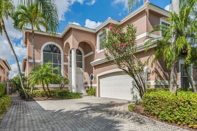 Delray Beach Single Family Home For Sale: 16815 Chartley Court