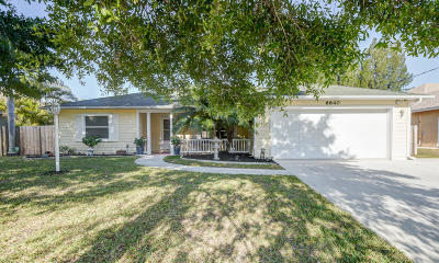 Single Family Home For Sale: 6640 NW Omega Road