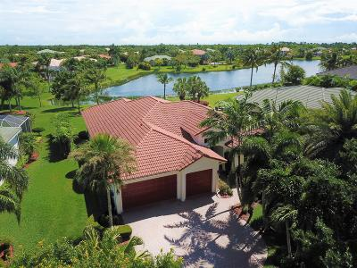 Palm City Single Family Home For Sale: 2329 SW Golden Bear Way