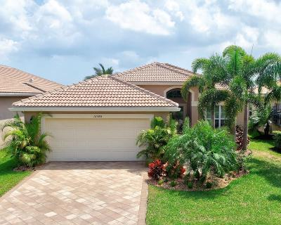Boynton Beach Single Family Home Contingent: 12388 Laguna Valley Terrace