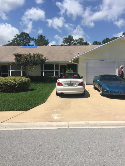 Hobe Sound Rental For Rent: 10909 SE SEa Pines Circle