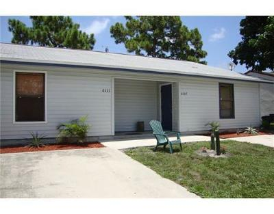 Jupiter Multi Family Home For Sale: 6107 Roger Street