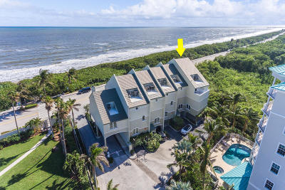 Jupiter Townhouse For Sale: 2050 S Highway A1a #5