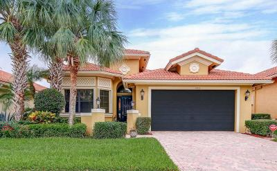 Boynton Beach Single Family Home For Sale: 10103 Noceto Way