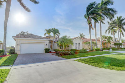 Lake Worth Single Family Home For Sale: 3305 Harness Circle