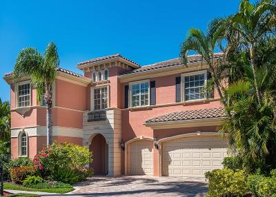 Delray Beach Single Family Home For Sale: 16065 Bristol Isle Way