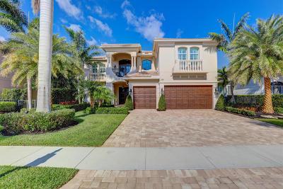 Palm Beach Gardens FL Single Family Home For Sale: $1,649,000