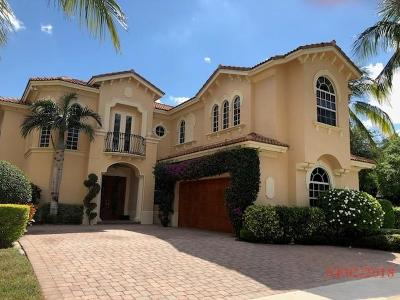 Delray Beach Single Family Home Contingent: 16306 Braeburn Ridge