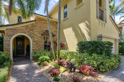 Palm Beach Gardens Single Family Home For Sale: 1439 Barlow Court