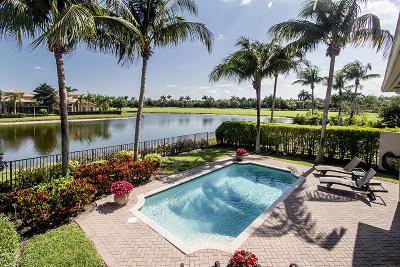 West Palm Beach Single Family Home For Sale: 10285 Terra Lago Drive