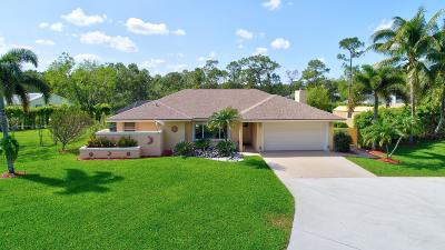 Acerage, Acreage, Acreage & Unrec, Acreage& Unrec, Acreage&unrec, Acreage, Loxahatchee, Acreage/Royal Ascott, Areage, Loxahatchee, Loxahatchee/Acreage, Royal Ascot Estates, Royal Palm Beach Acreage, The Acreage, The Acreage/Loxaha, Acarage Single Family Home For Sale: 12545 75th Lane