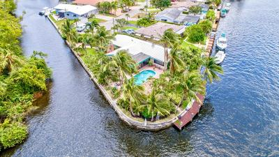 Deerfield Beach Single Family Home For Sale: 549 NE 8th Avenue