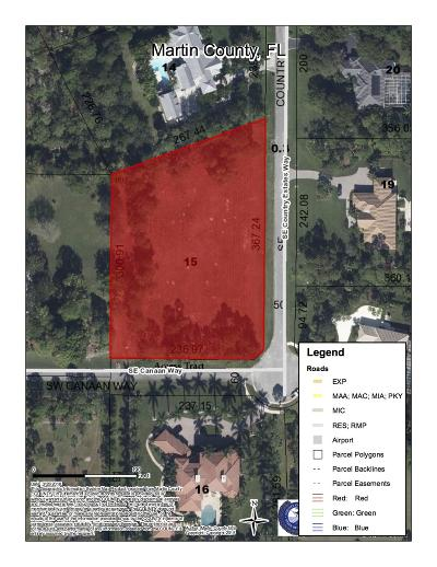 Residential Lots & Land Sold: 7829 SE Country Estates Way