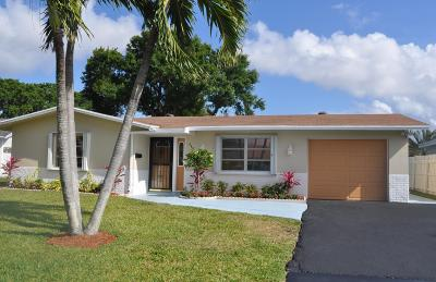 Palm Beach Gardens Single Family Home For Sale: 448 Riverside Drive