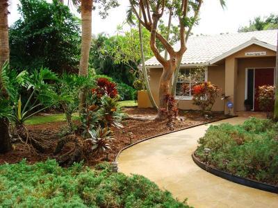 Delray Beach Single Family Home For Sale: 1385 Bocci Court