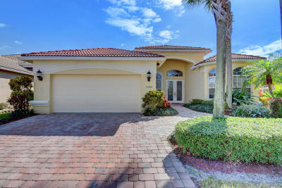 Lake Worth Single Family Home For Sale: 6866 Milani Street