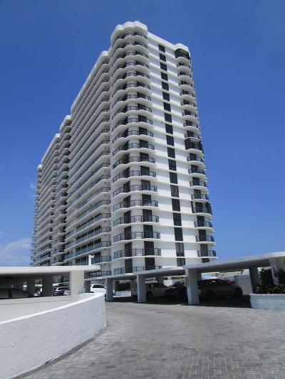 Boca Raton Condo Sold: 250 S Ocean Boulevard #8a