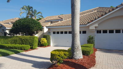 Boca Raton Single Family Home For Sale: 2243 NW 62nd Drive