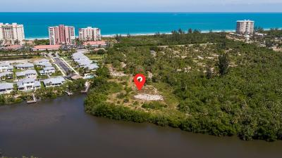 Fort Pierce Residential Lots & Land For Sale: 3851 A1a