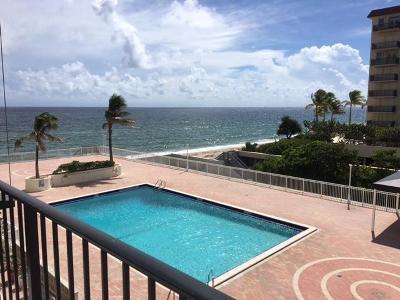 Palm Beach Condo For Sale: 3456 S Ocean Boulevard #3060