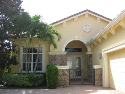 Port Saint Lucie Rental For Rent: 9885 SW Torriente Lane