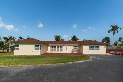West Palm Beach FL Single Family Home Contingent: $399,900
