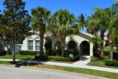 Jupiter Single Family Home For Sale: 107 San Remo Drive