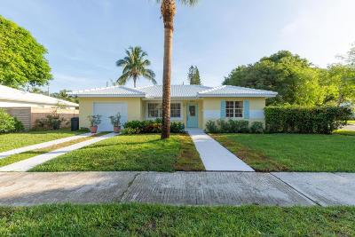 West Palm Beach Single Family Home For Sale: 401 28th Street