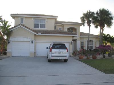 Lake Worth Single Family Home For Sale: 3461 Harness Circle
