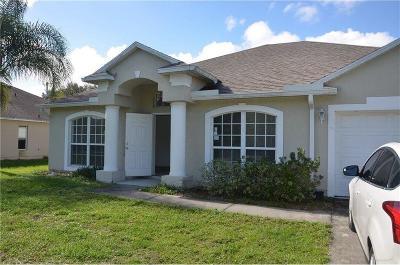Vero Beach Single Family Home For Sale: 9425 100th Court