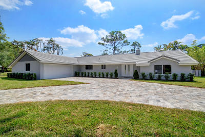 Atlantis Single Family Home For Sale: 317 Country Club Drive