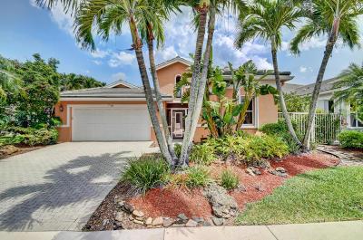 Boynton Beach Single Family Home For Sale: 7720 Rockford Road