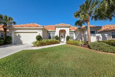 West Palm Beach Single Family Home For Sale: 2825 Hancock Creek Road