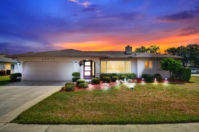 Boca Raton Single Family Home For Sale: 22074 Greenwich Court E