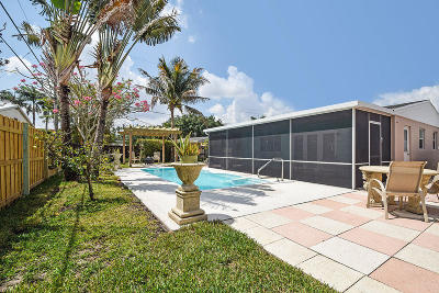 Palm Beach Gardens Single Family Home Contingent: 9154 Bloomfield Drive